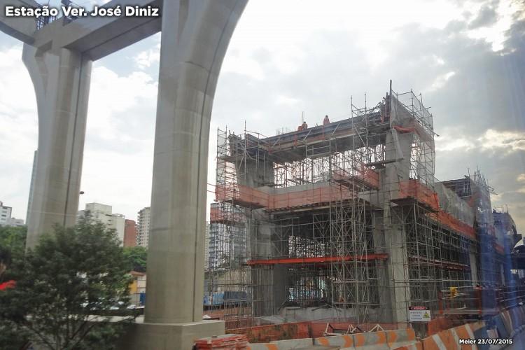 Estação Vereador José Diniz