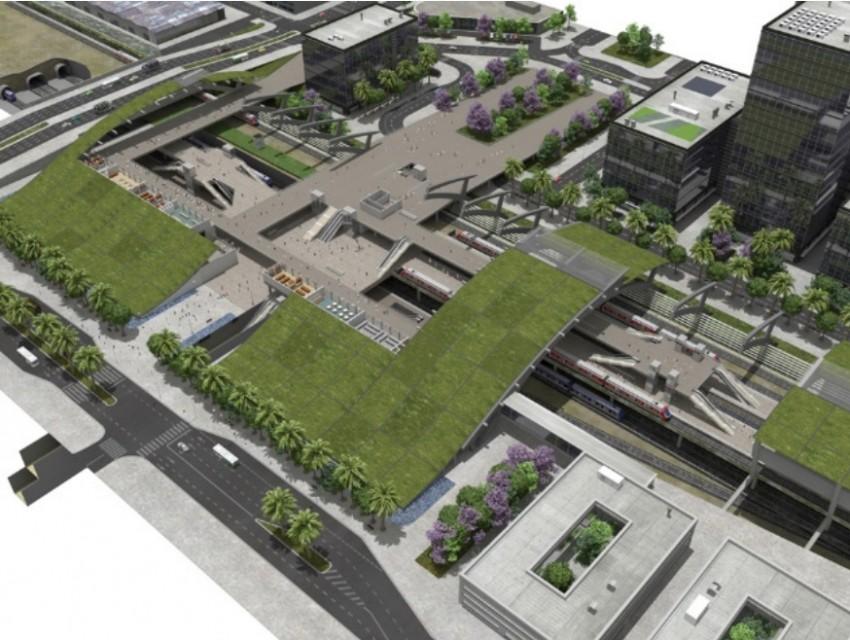 Futura Estação Parque da Móoca terá enfase no comércio e serviços