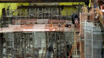 Estação da Linha 5: atrasos podem jogar inauguração para próximo governador
