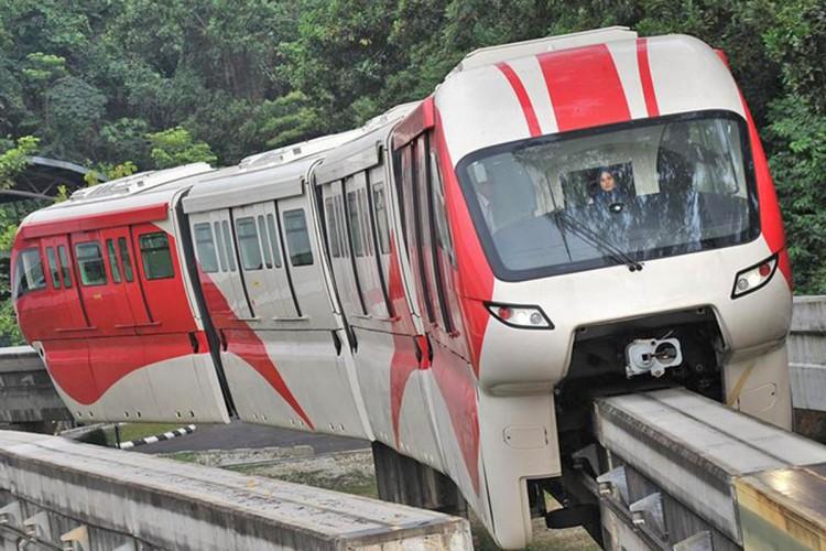 Monotrilho da Scomi: empresa malaia pode assumir obras civis da Linha 17