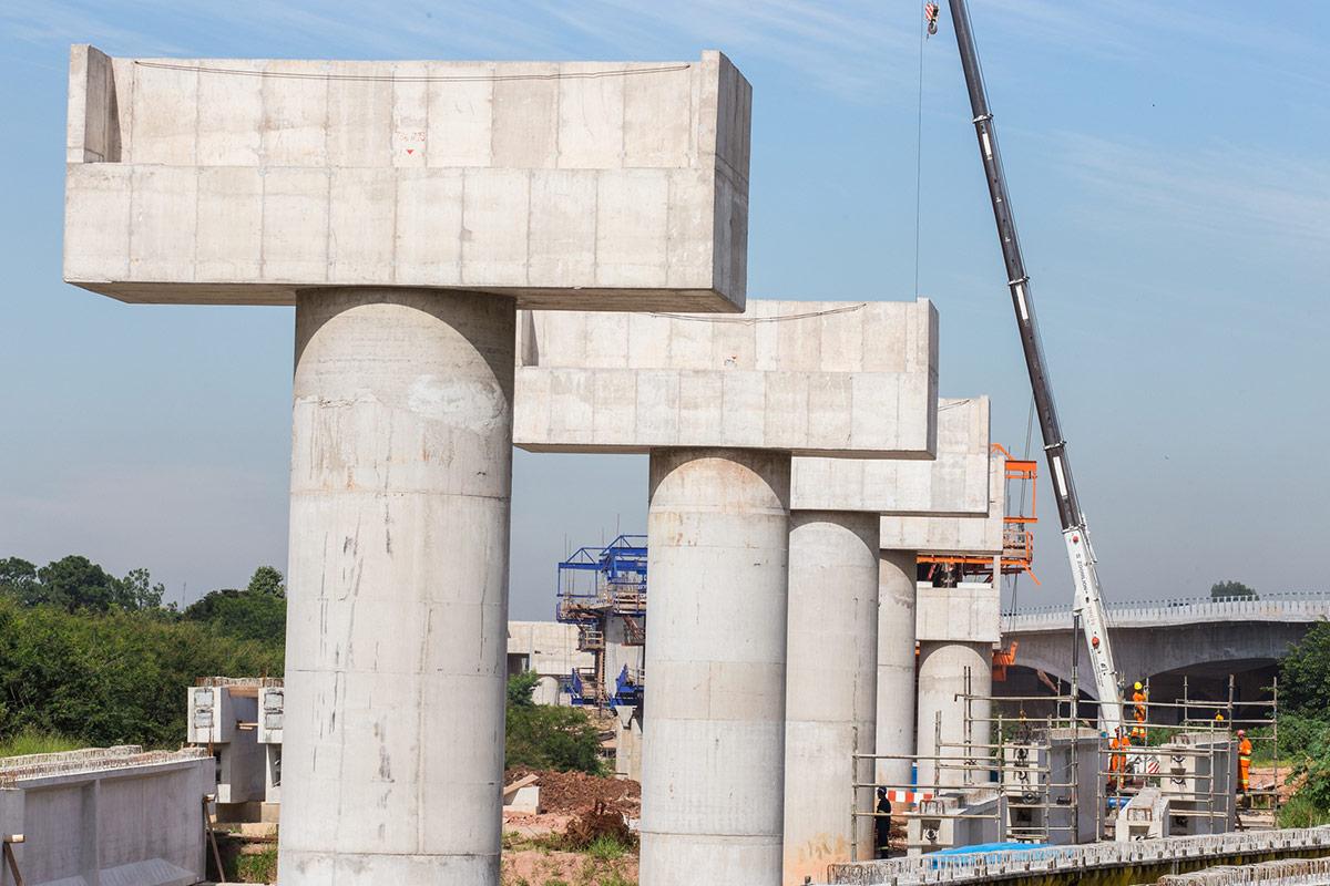 Parte crítica é a transposição do Rio Tietê e das rodovias Ayrton Senna e Dutra