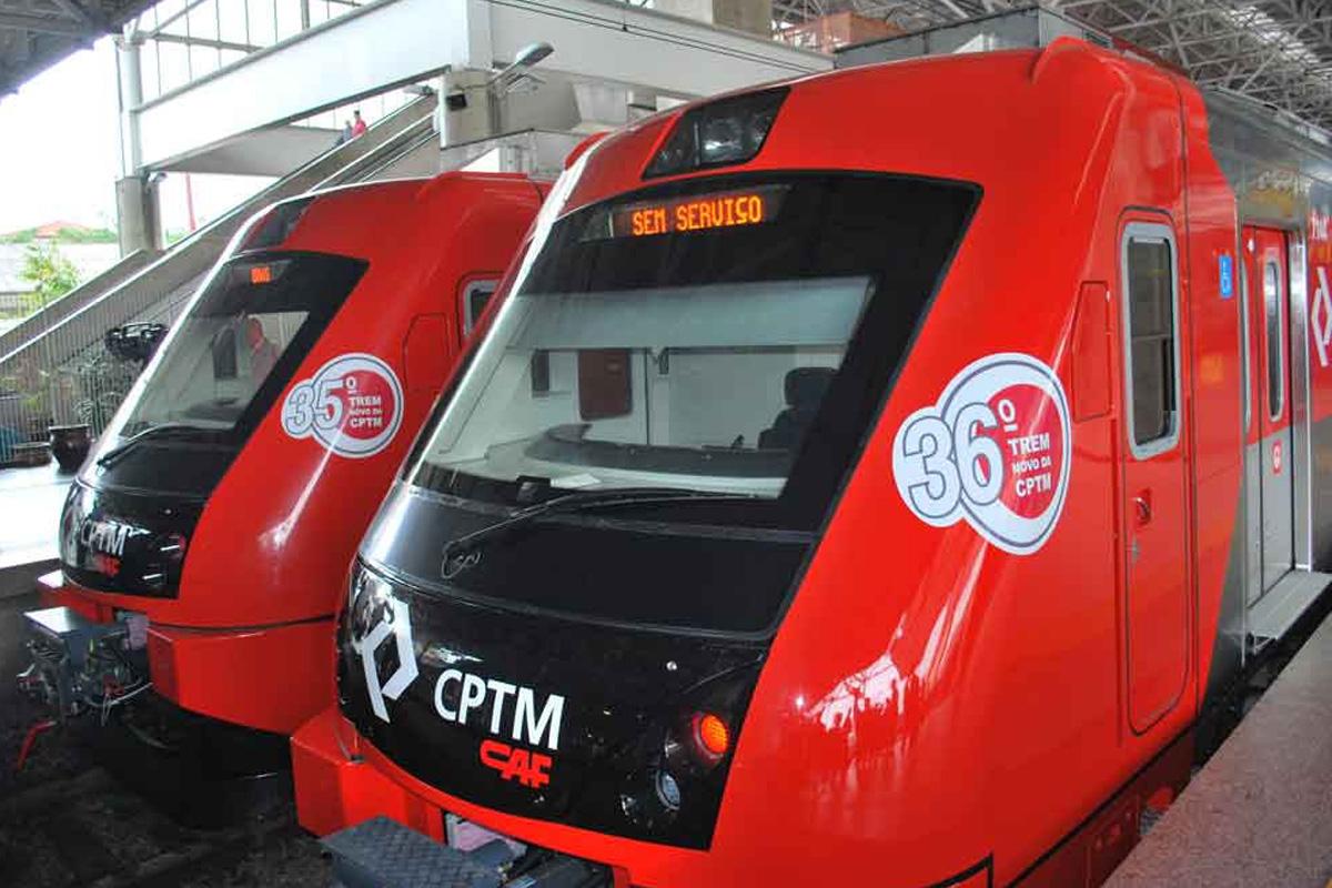 Série 7000 está sendo usada na extensão da Linha 11