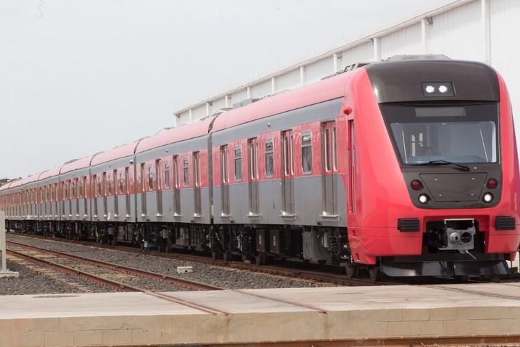 Primeiro trem da Série 9500 da CPTM deve ser entregue em breve