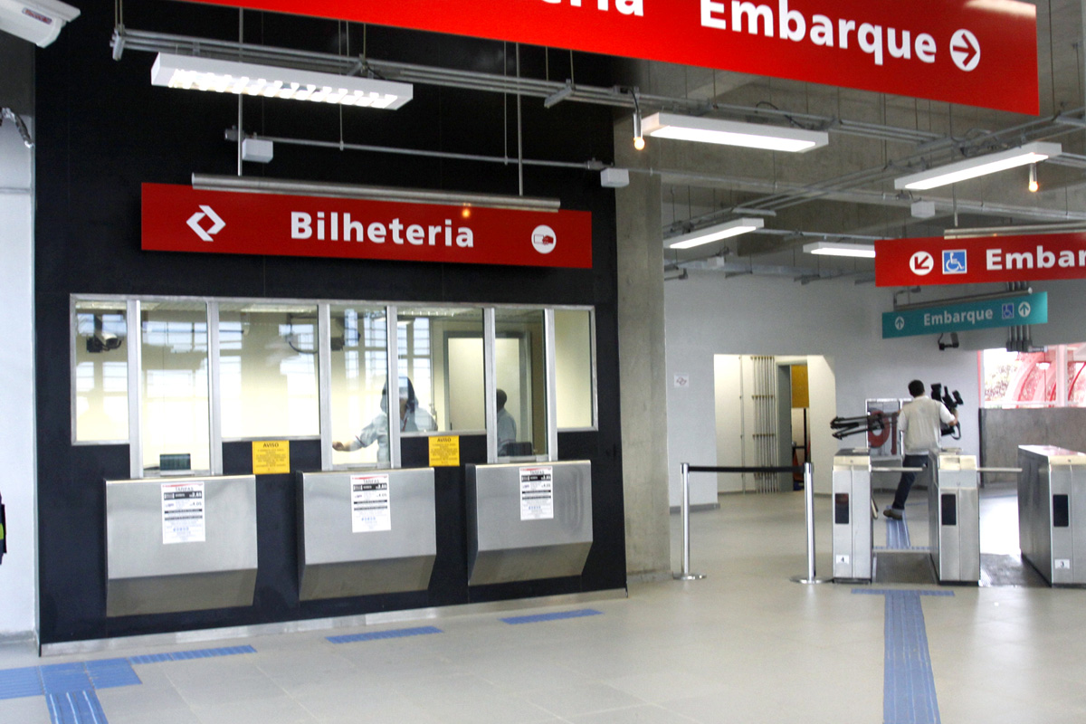Manutenção e modernização das estações ficariam a cargo da iniciativa privada