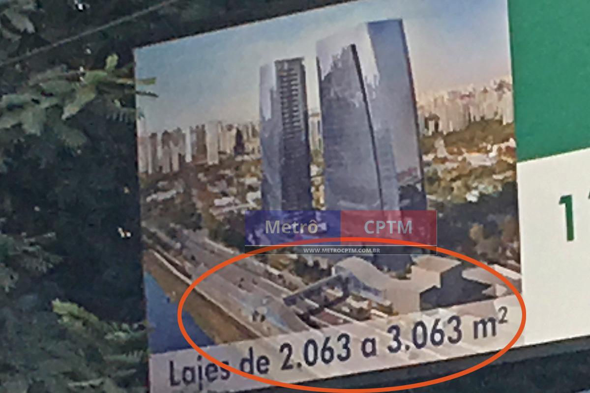 Outdoor revela visual da nova estação João Dias