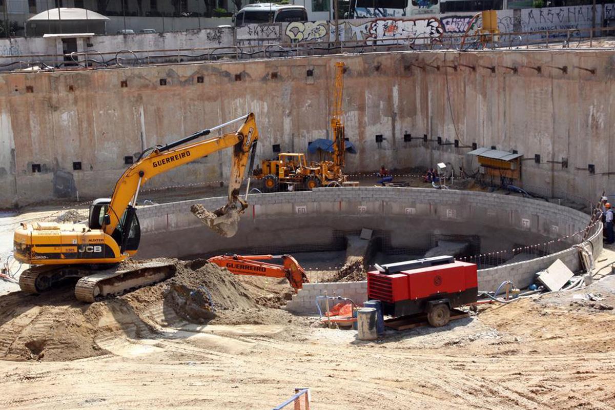 Estação São Paulo-Morumbi: volta das obras em suspense