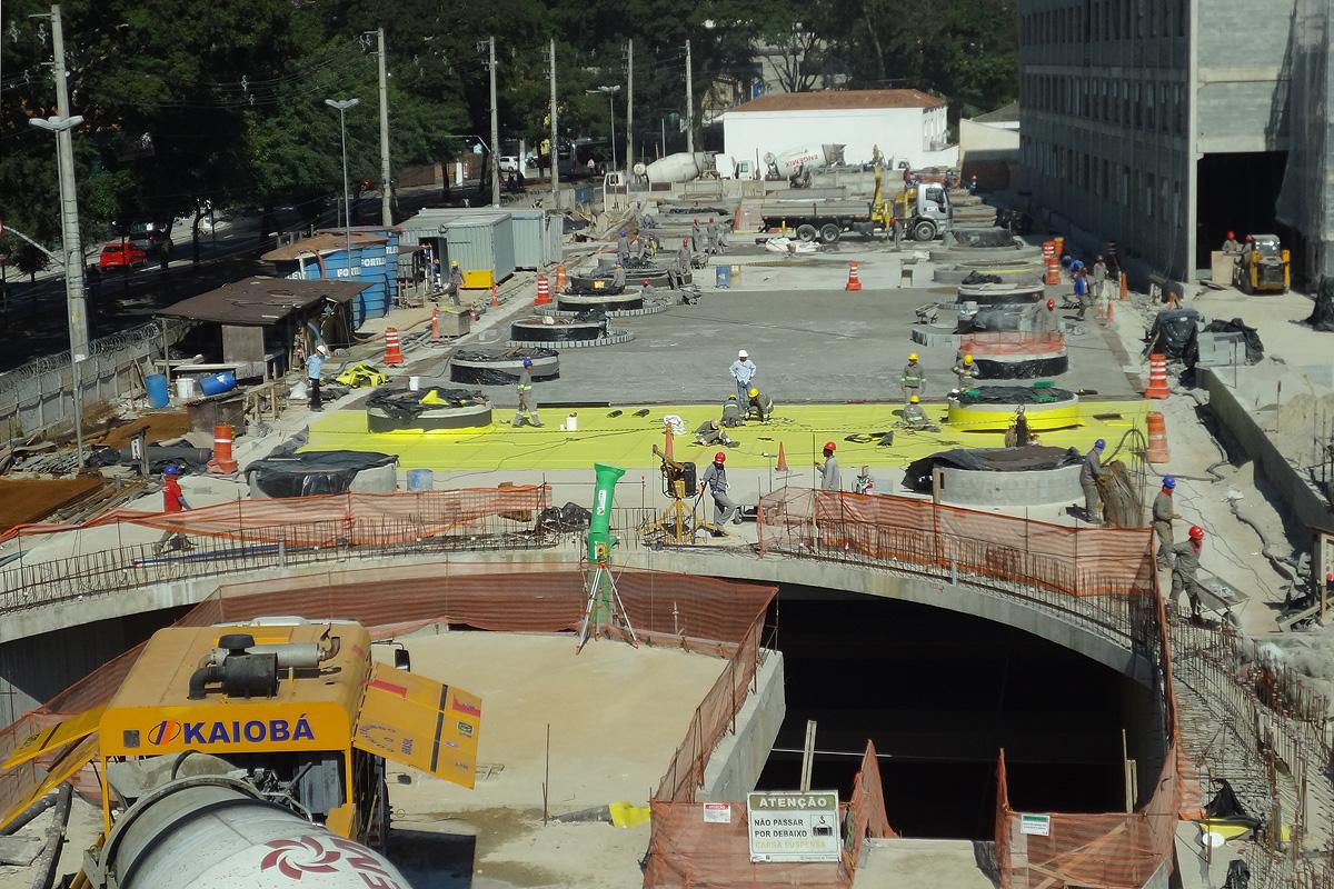 Estação Alto da Boa Vista (junho-16)