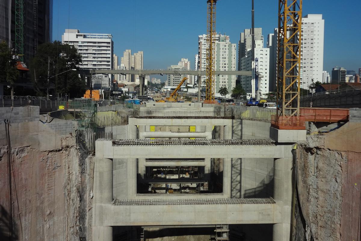 Estação Campo Belo (junho-16)