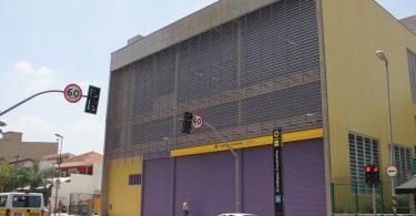 Estação Fradique Coutinho, a única estação da fase 2 da Linha 4 a ser entregue