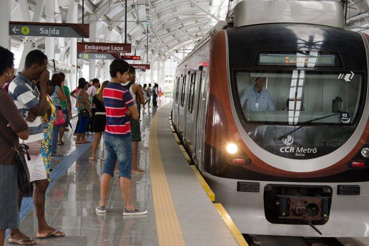 Metrô de Salvador: passageiros ainda não exploram seu potencial