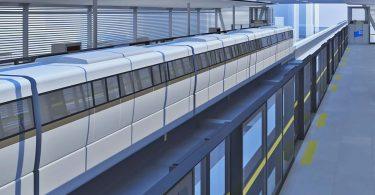 Estações da Linha 18 terão plataformas laterais em vez de centrais