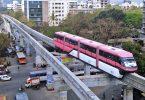 Monotrilho de Mumbai: trens, que são semelhantes ao que serão usados no Brasil, perdem peças pelo caminho