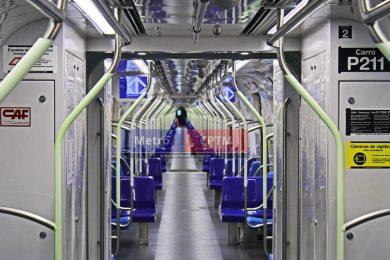 Metrô encomendou 26 novos trens para a Linha 5