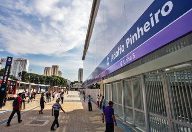 Estação Adolfo Pinheiro: entorno enfim será reconstruído