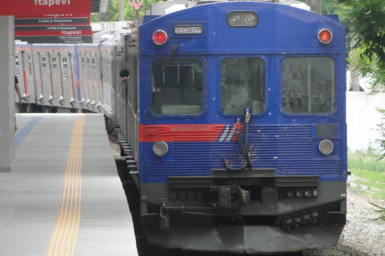 Antiga Série 5500: trens herdados da Fepasa e CBTU devem sair de cena nos próximos anos