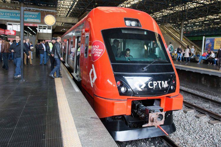 Linha 7-Rubi, enfim, ganhou um trem novo de verdade