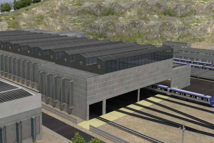 Pátio também servirá como CCO da Linha 6