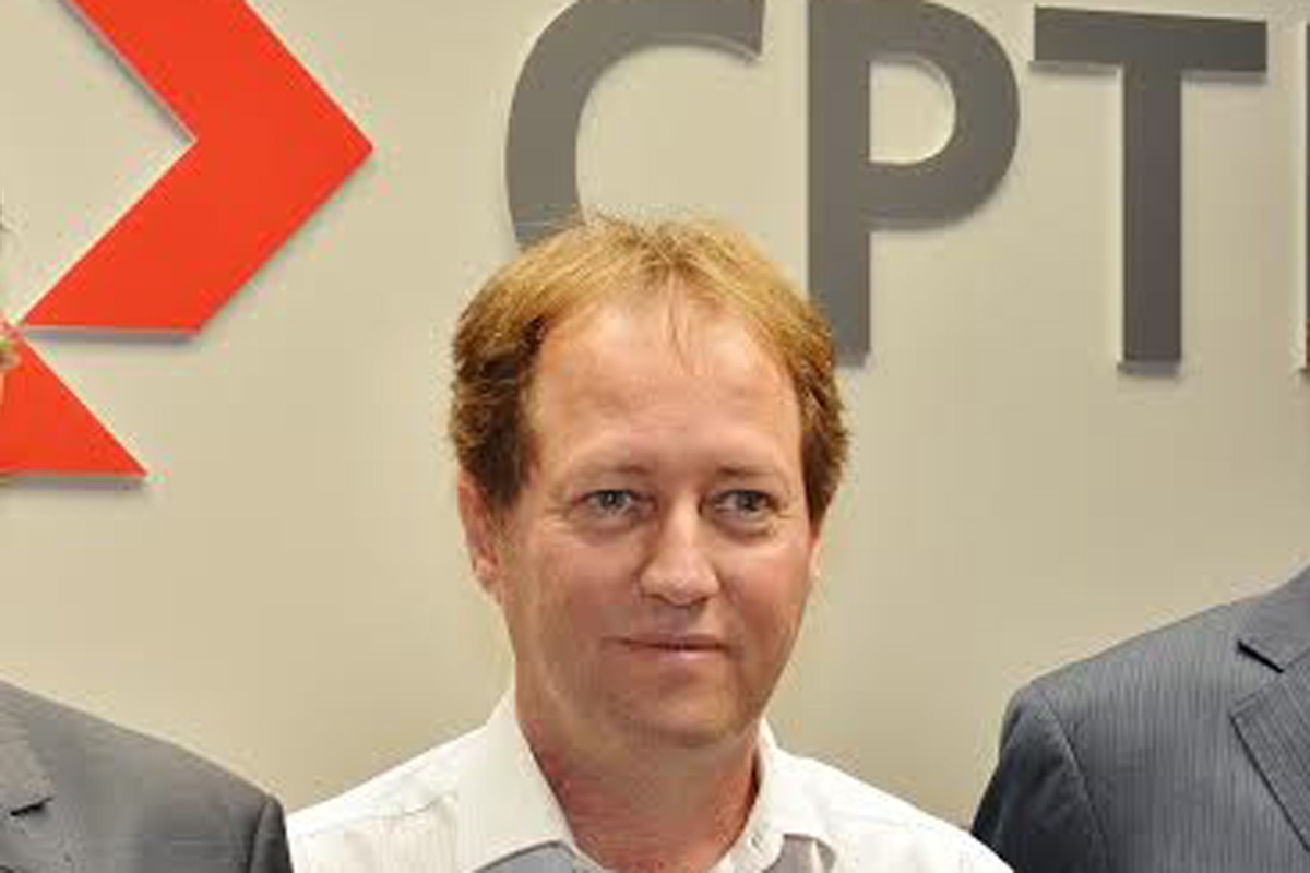 Paulo de Magalhães, presidente da CPTM