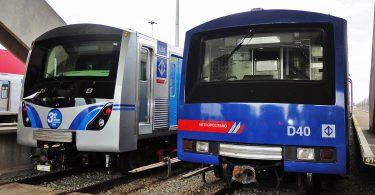 Trens do Metrô: economia gerada com sua existência seria capaz de mais que dobrar sua extensão