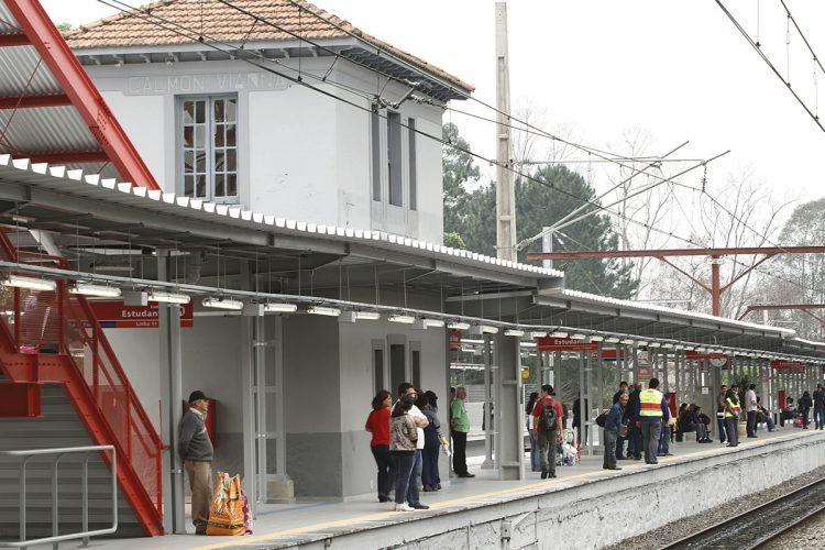 Estação de Calmon Viana