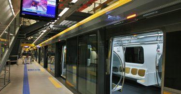 Linha 4 Amarela do Metrô (Fotos Públicas)