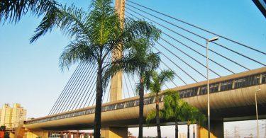 Estação Santo Amaro da Linha 5-Lilás (foto: Fulvio Souza)