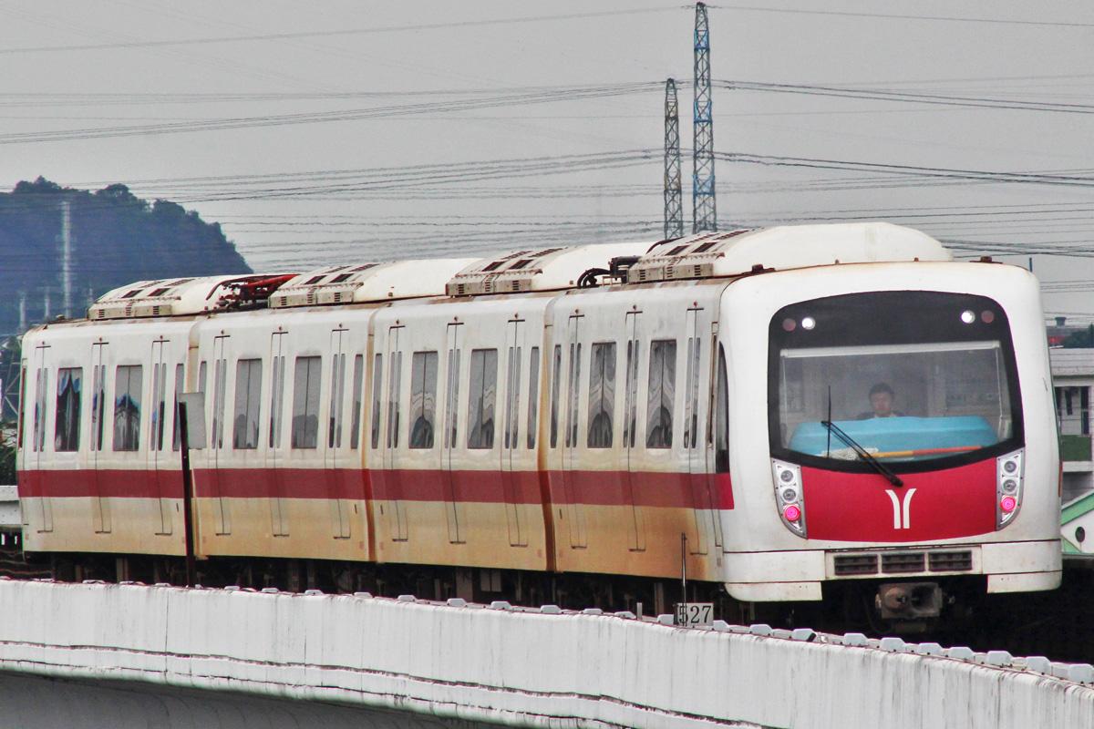 Trem do Metrô de Ghangzhou: Sifang vai estrear no Brasil (foto: Nissangeniss)