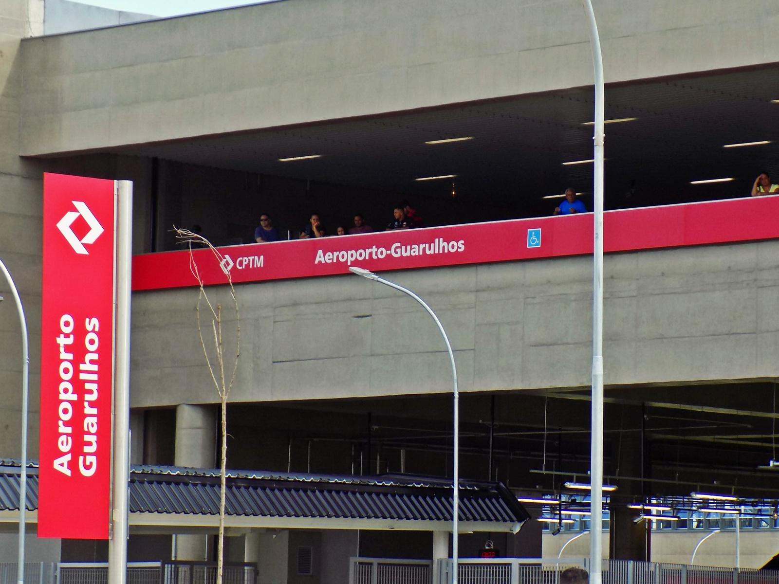 Estação Aeroporto Guarulhos