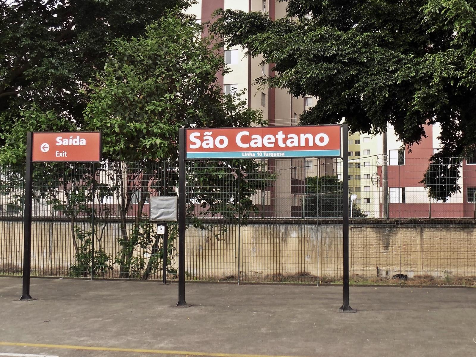 Estação São Caetano